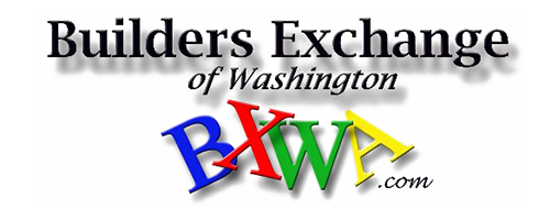 Builders Exchange of Washington logo MJ Takisaki best general contractor Spokane and Idaho
